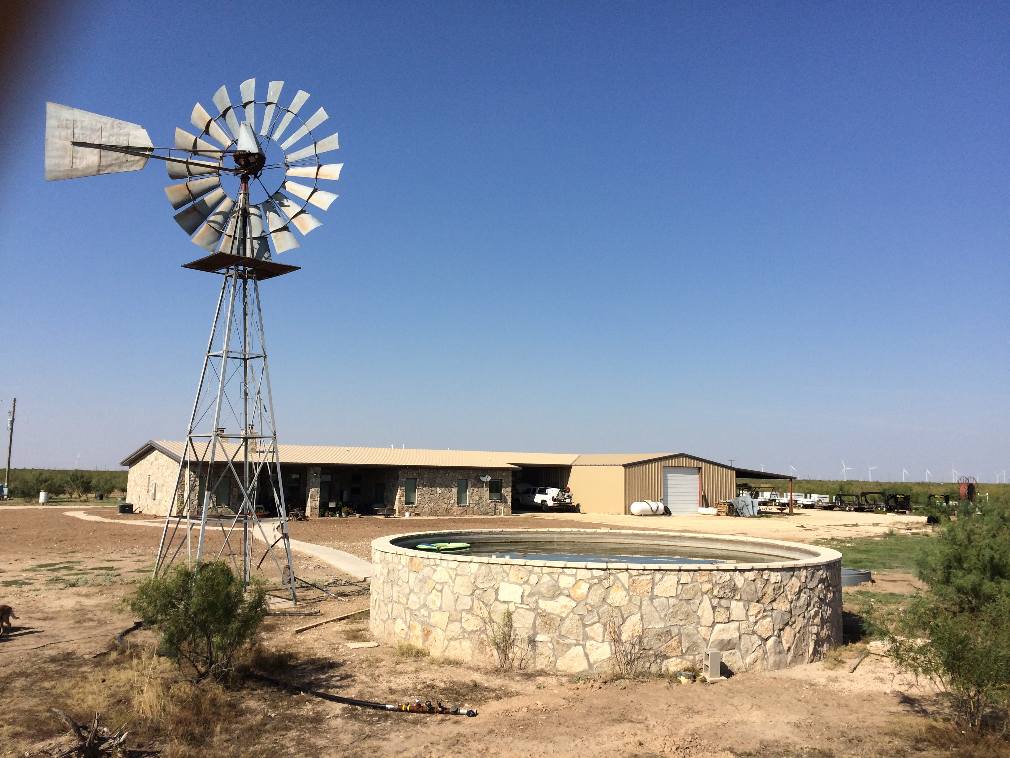 Symco Structural Concrete Tanks San Angelo Tx And