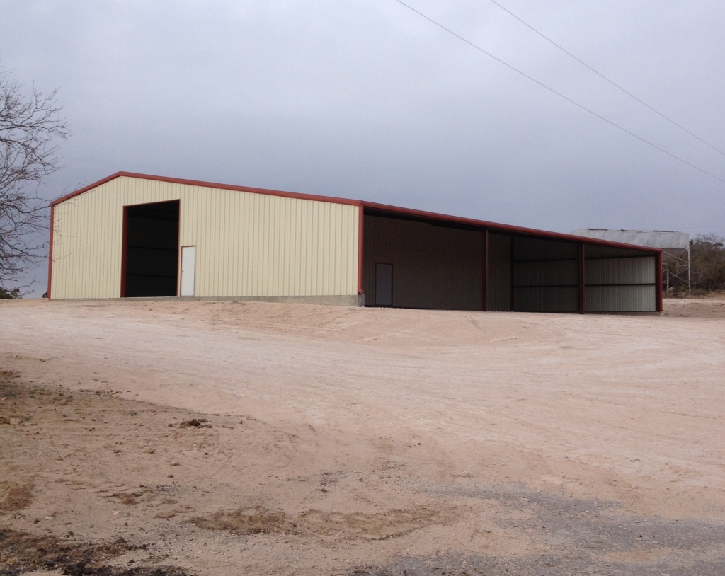 Metal Buildings Symco Structural Serving San Angelo