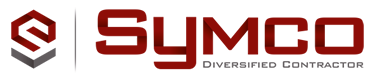 Symco Structural – Diversified General Contractors. Retina Logo